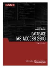Database (Microsoft Access 2019) Level 2