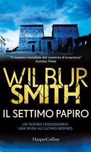 Il settimo papiro Copertina del libro