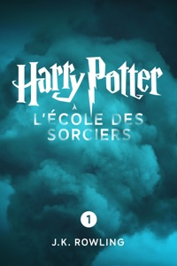 Harry Potter à L'école des Sorciers (Enhanced Edition) par J.K. Rowling & Jean-François Ménard Couverture de livre