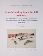 Muzzleloading Guns For Self Defense