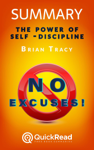 """Summary of """"No Excuses!"""" by Brian Tracy"""