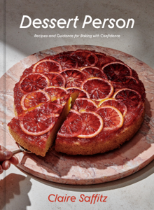 Dessert Person Book Cover