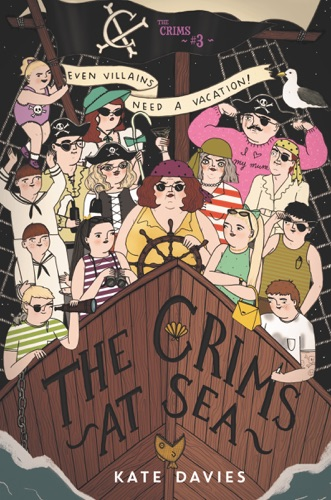 Kate Davies - The Crims #3: The Crims at Sea