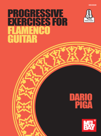 Progressive Exercises for Flamenco Guitar