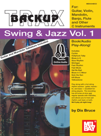 Backup Trax - Swing and Jazz Volume 1
