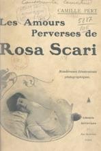 Les Amours Perverses De Rosa Scari