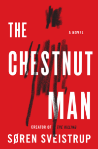 The Chestnut Man Book Cover