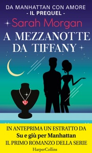 A mezzanotte da Tiffany Book Cover