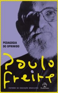 Pedagogia do oprimido Book Cover
