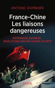 France Chine, les liaisons dangereuses La couverture du livre martien