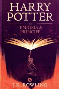 Harry Potter e o enigma do Príncipe Book Cover