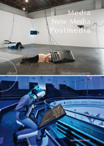 Media, New Media, Postmedia Libro Cover