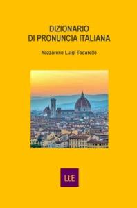 Dizionario di pronuncia italiana Book Cover