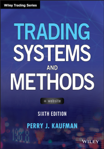 Trading Systems and Methods Boekomslag