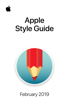 Apple Inc. - Apple Style Guide artwork