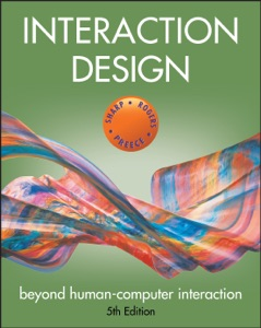 Interaction Design Book Cover