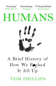 Humans Libro Cover