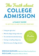 The Truth About College Admission