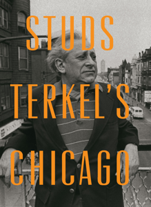 Studs Terkel's Chicago Book Cover