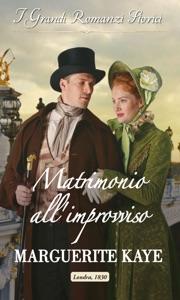 Matrimonio all'improvviso Book Cover