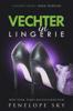 Penelope Sky - Vechter in lingerie artwork
