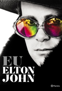 Eu, Elton John Book Cover