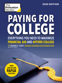 Paying for College, 2020 Edition