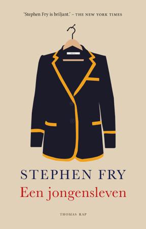 Een jongensleven - Stephen Fry