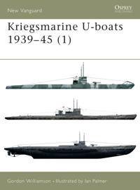 Kriegsmarine U-boats 1939–45 (1)