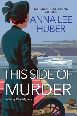 Anna Lee Huber - This Side of Murder book
