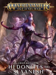 Battletome: Hedonites Of Slaanesh La couverture du livre martien