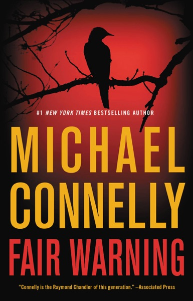 Fair Warning - Michael Connelly book cover