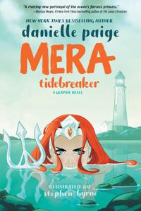 Mera: Tidebreaker (YA/INK) La couverture du livre martien