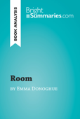 Room by Emma Donoghue (Book Analysis)