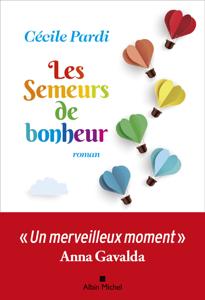 Les Semeurs de bonheur La couverture du livre martien
