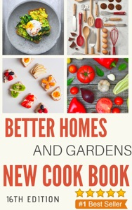 Better Homes and Gardens New Cook Book Book Cover