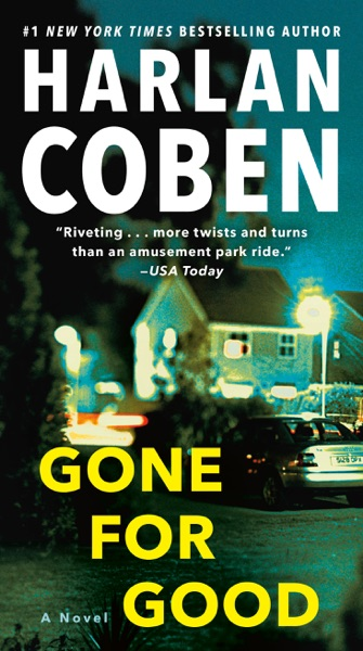 Gone for Good - Harlan Coben book cover