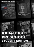 Karatedo Preschool Student Edition