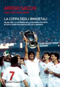 La coppa degli immortali Libro Cover