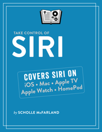 Take Control of Siri
