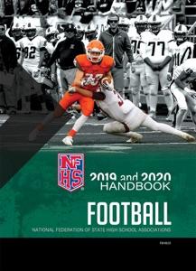 2019 and 2020 NFHS Football Handbook