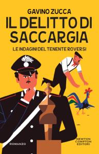 Il delitto di Saccargia Libro Cover