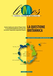 Limes - La questione britannica Libro Cover