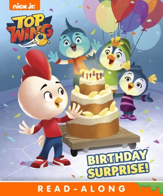 Cool Birthday Surprise Top Wing Enhanced Edition On Apple Books Funny Birthday Cards Online Alyptdamsfinfo