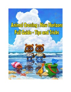 Animal Crossing New Horizons Guide - Walkthrough, Tips, Trick And Hints