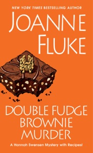 Double Fudge Brownie Murder Book Cover