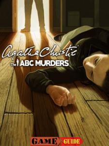 Agatha Christie The ABC Murders Game Guide & Walkthrough Boekomslag