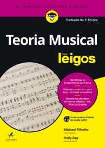 Teoria Musical Para Leigos Book Cover
