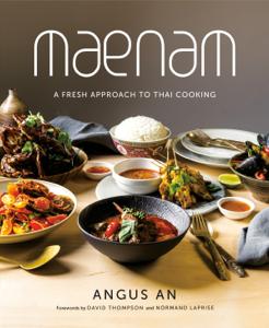 Maenam Book Cover