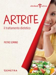 Artrite. Il trattamento dietetico Book Cover